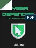Cyber Defender e Book