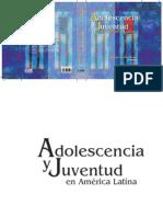 Adolescencia y Juventud en AMERICA LATINA.pdf