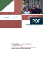 UNICEF-FUSADES, 2015-Una Mirada a Las Familias Salvadoreñas