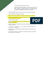 Temario a Desarrollar en La Cátedra de Administración Pública (1)