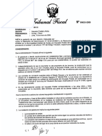 Lectura 03 - Resolucion Tribunal Fiscal