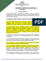 Protocolo Actividades Subacuáticas CPCN_mayo 2008_Uruguay