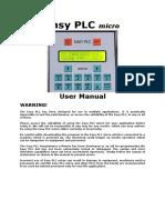 EasyPLC Manual 140319