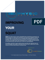 Improving Your Squat (Health Mates and 360 Physio)
