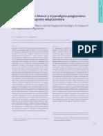 las enjuntas de san marcos y el paradigma panglossiano una critica del programa adaptacionista Gould y Lewontin.pdf