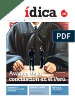 AVANCE DE LA CONCILIACIÓN EN EL PERÚ