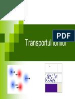 3.Transportul-ionilor