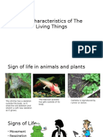 Chapter 02.The Characteristics of The Living Things.pptx