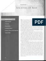Murphey, A History of Asia, 3. Societies