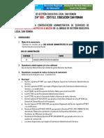 005 Auxiliar Administrativo en Almacen