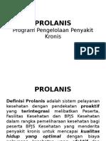 PANDUAN PROLANIS