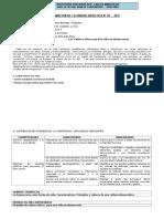 Programacion Unidad Didactica III-2017- FCC. 3ERO
