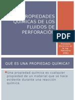 4-4 Propiedades Fisicoquímicas de Los Fluidos de Perforación