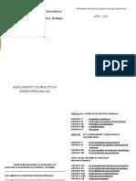 Reglamento de Prac-preprof-fies 2011