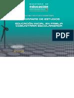 PLANES Y PROGRAMAS EDUCACION INICIAL Escolarizad.doc