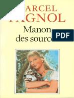 Marcel Pagnol - Manon des sources - L'eau des collines 2 - 1963.epub
