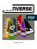 converse marketing campaign writeup