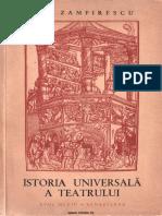 Zamfirescu, Ion-Istoria Universală a teatrului,  vol. 2, 1966.pdf