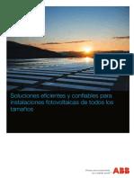 Abb Soluciones en Energía Solar