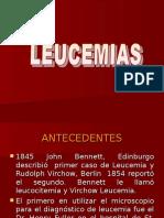 1.-Gene. de Leucemias