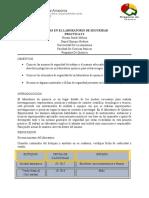 Informe de Analizis Quimico
