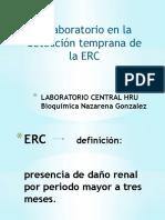 Lab en Deteccion Precoz de Erc