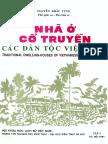 Nhà Cổ Truyền Các Dân Tộc Việt Nam - Tập 1 - Nguyễn Khắc Tụng