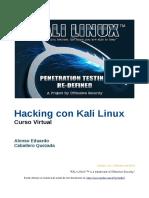 Manual de Kali Linux v2 ReYDeS