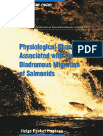 Physiological Changes Diadromy