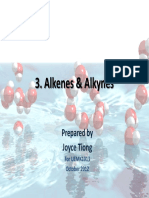 3. Alkenes and Alkynes-Students Copy