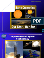 Sun Earth Day Powerpoint From Nasa