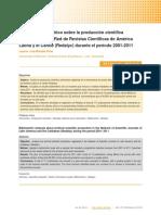 Dialnet-AnalisisBibliometricoSobreLaProduccionCientificaAr-4530260