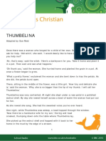 thumbelina-tale by andersen