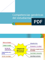 Competencias de Estudiante Universitario
