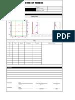 Formwork Checklist.xlsx