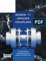Thomas Rexnord Spacer Couplings