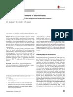 Pathophysiology and Treatment of Atherosclerosis