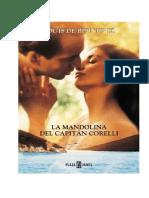 Bernieres, Louis de - La Mandolina Del Capitan Corelli