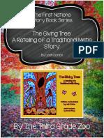 firstnationsstorybookseriesthegivingtreearetellingofametisstory