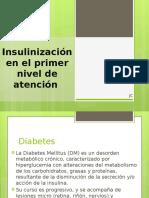 Insulinizaciòn