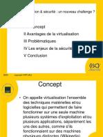 Virtualisation Et Securite