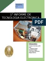 Tecnología electronica-Tranformador