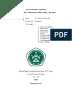 Laporan Praktikum Agroekologi