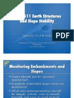 4 Monitoring Dams Slopes
