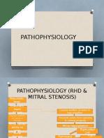 Case Pres Pathophysiology Rhd
