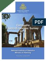 Cambodia - CSES2014 Report