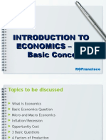 Introduction Eco E1 PB