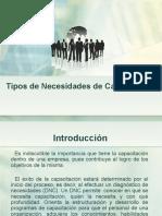 NECESIDADES DE CAPACITACIÓN