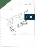 NareshIT HTML5 Training Notes SubbaRaju