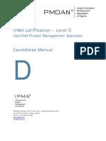 Candidates Manual-D1 Version 130912